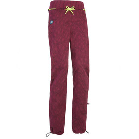 E9 Andrè Trousers Women magenta